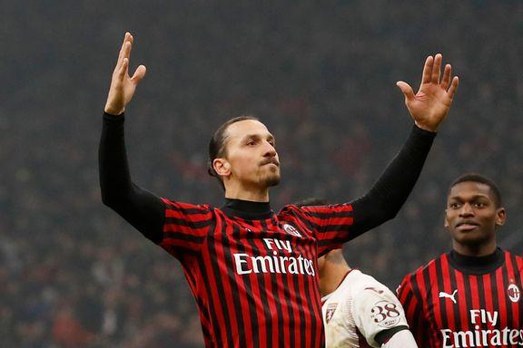 Zlatan startet innsamlingsaksjon. Nå kommer han med en klar oppfordring.