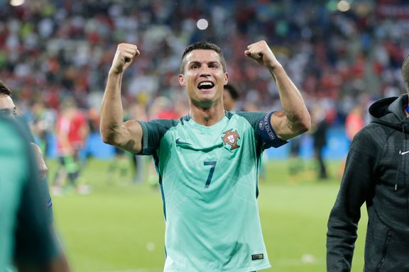 Ronaldo etter seieren mot Wales: - Nå håper jeg dere får se gledestårer