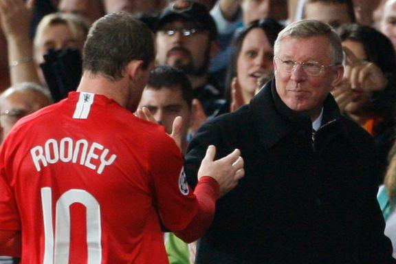Rooney åpner opp om forholdet til United-ikonet: – Kranglet i hver eneste pause