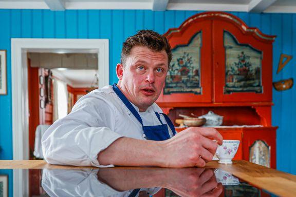 Han fløy verden rundt og laget mat. Nå skal han levere gourmetmatkasser til hyttefolket.