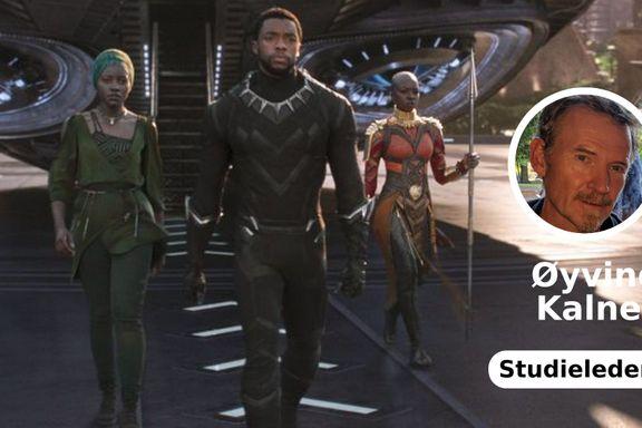 Svarte superhelter med mer sympati for Obama enn Malcolm X