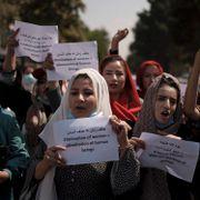 Kabul-ordfører: Bare kvinner som ikke umiddelbart kan erstattes av menn, får jobbe