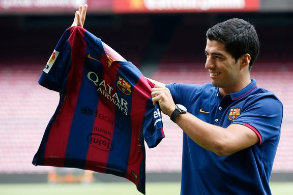 Suárez har fått psykologhjelp