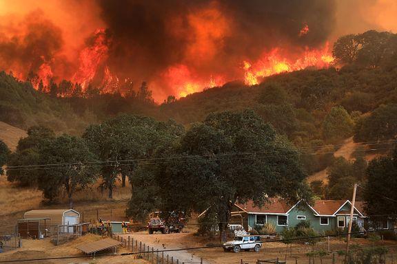 Klimaforskere: Dette vil skje når temperaturen fortsetter å stige. Vi har bare sett begynnelsen.
