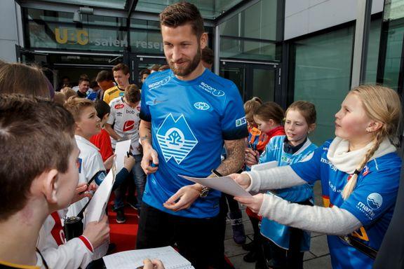 «Kommer jeg i nærheten av det Daniel var, blir jeg en god kaptein for Molde. Han var perfekt som forbilde»