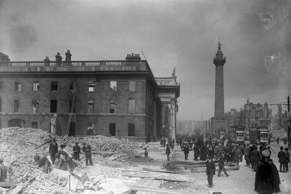 Irland har vært herjet av vold, kolonialisme og diskriminering