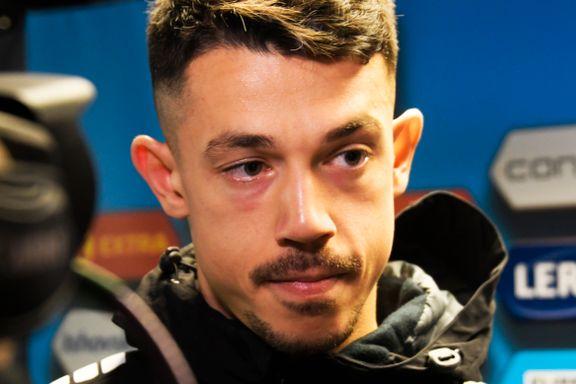 Azemi stortrivdes i Tromsø – men har denne beskjeden til supporterne