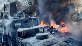 Ber om full gransking av krigsforbrytelser i Ukraina
