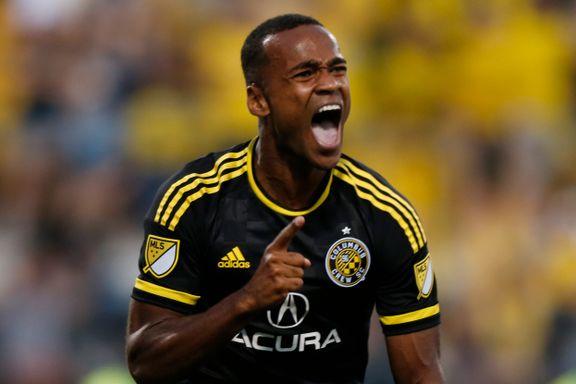 Ola Kamara bøtter inn mål i USA. Nå nærmer han seg spansk legende.