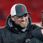 Etterlengtet opptur for Liverpool