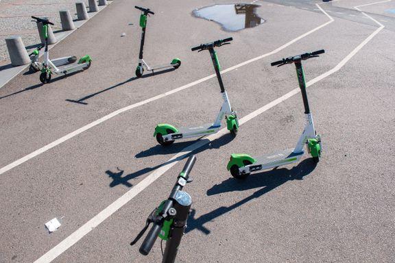 Nå er Bergen på sparkesykkeltoppen i Europa