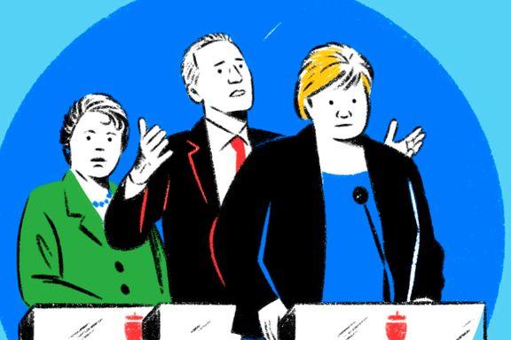 Hvor feiret Solberg bursdag? Hvem gikk i indianerkostyme? Ta vår valgkampquiz.