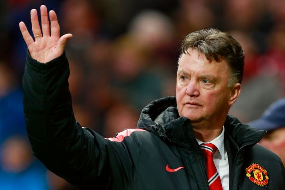 United-sjefene skryter av van Gaal