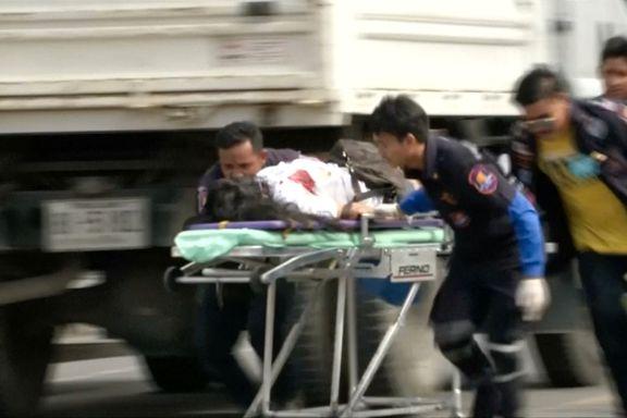 Flere drept i en rekke eksplosjoner og branner i Thailand