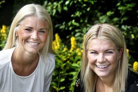 Et møte med Solskjær endret mye for Hegerberg-søstrene: – Det var et høydepunkt for oss
