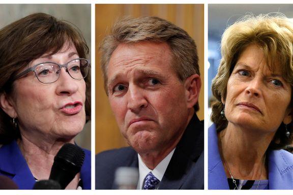 Thrilleren om USAs høyesterett: Nå følger alle med på disse tre politikerne