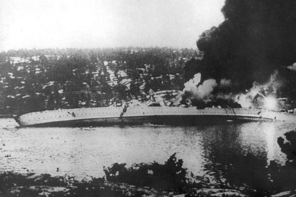 Hvordan opplevde de tyske soldatene invasjonen av Norge? Rapportene forteller en lite kjent historie.