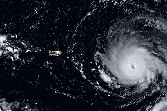 Irmas ekstremvind har vart rekordlenge