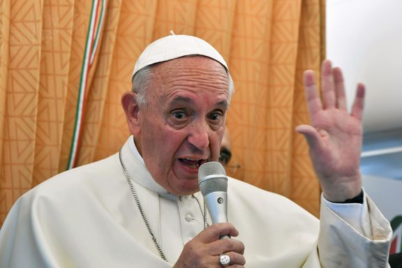 Paven: – Vi kristne må be de homofile om tilgivelse