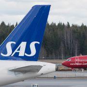 NRK: Norwegian, SAS og Widerøe får igjen fly med fulle fly