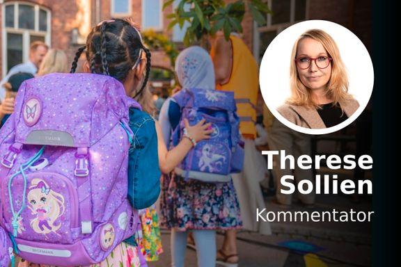 Oslo har et skoleproblem. Problemet er innvandringspolitikken.