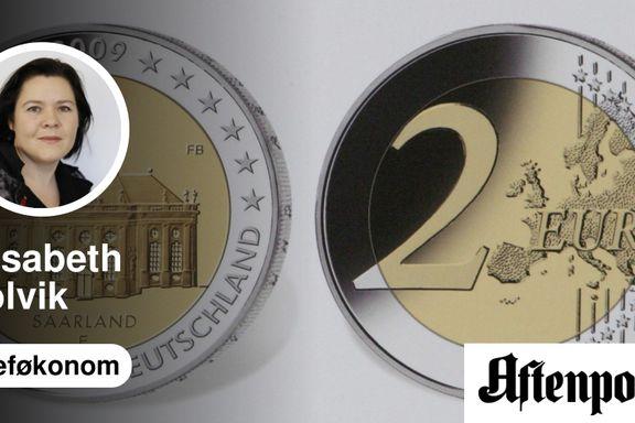 Trodde du euroen var trygg?