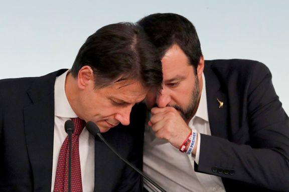 Italia har den høyeste gjelden i hele Europa - men vil bruke mer. Krangelen med EU er dårlig nytt for børsene.