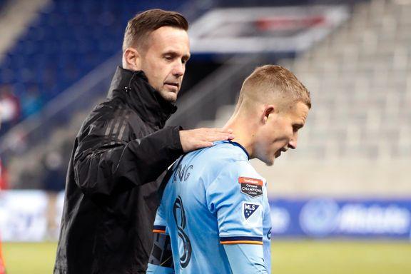 Finaledrømmen brast for Deilas lag – ute av MLS' comeback-turnering