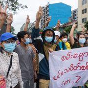 Pensjonsgiganter kaster ut selskap med bånd til militæret i Myanmar