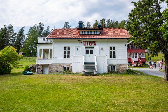 Jeg skal til Utøya for første gang