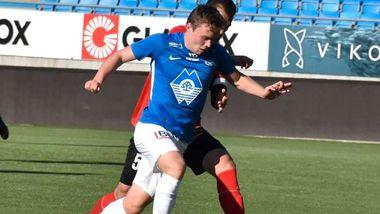 Treneren følte seg snytt for straffespark da Molde 2 gikk på sesongens andre tap