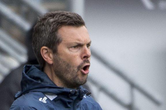 Viking-treneren svarer på kritikken: – Jeg vil ikke kalle det en kollaps