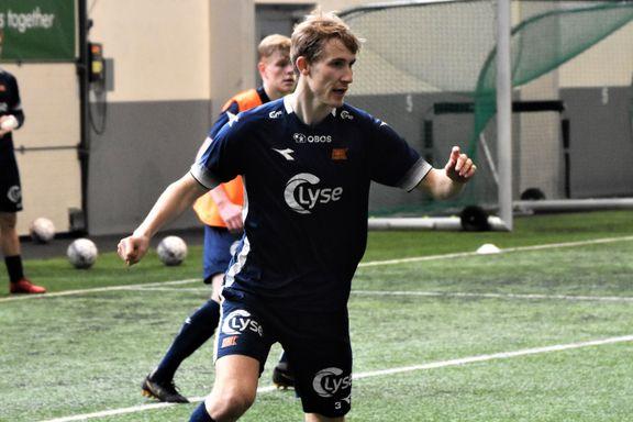 Viking tester back som midtstopper mot FKH