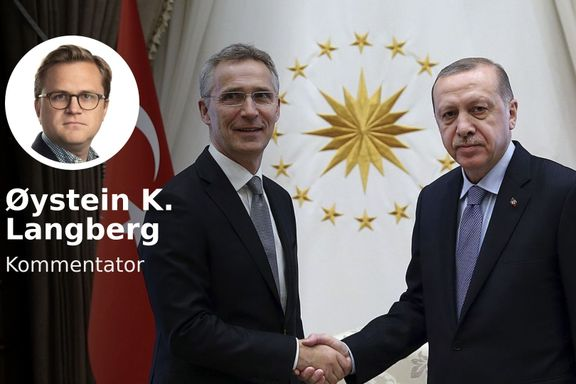 NATO lever greit med diktatur i Tyrkia. Men en helt annen sak har enorm sprengkraft.