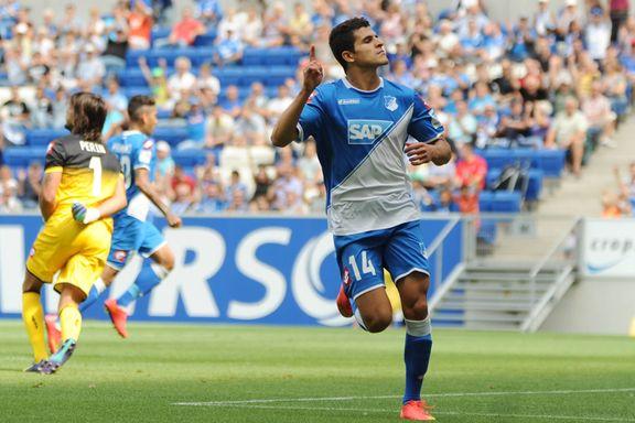 Elyounoussi sendte Hoffenheim forbi Bayern