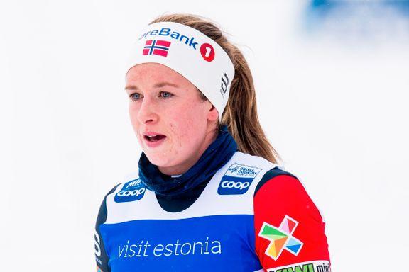 Svendsen med god NM-start: – Hun gjør kanskje karrierebeste på distanse her