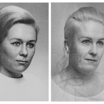 Er dette samme kvinne? Kripos utdanner ansiktseksperter for å løse Norges ID-problem.