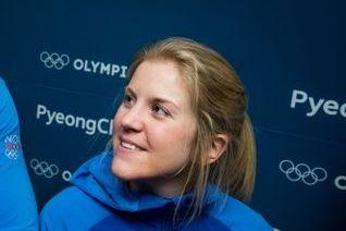 Curling-Kristin legger press på partneren: – Han må ta et valg