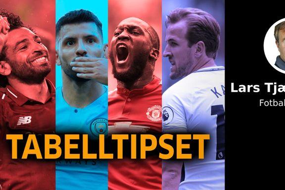 Hvem blir best av United og Liverpool? Her er Lars Tjærnås' Premier League-tips