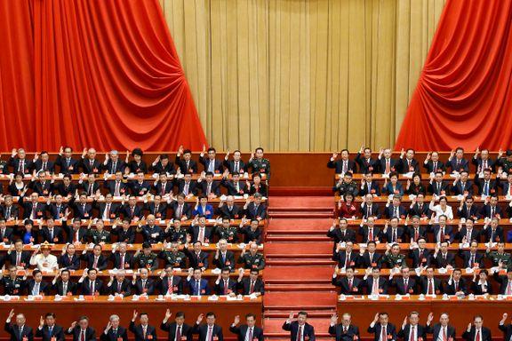Vi må være ærlige om at Kina hever seg over internasjonal rett og overfaller egen befolkning