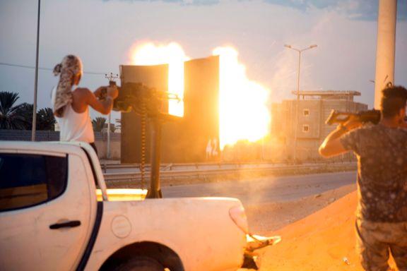 Putin sender soldater til Libya: –  Det er ekstremt urovekkende