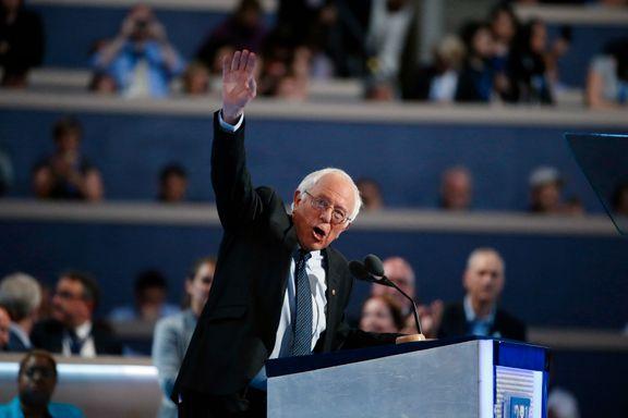 Suksessen til Bernie Sanders kan endre USAs valgfinansiering