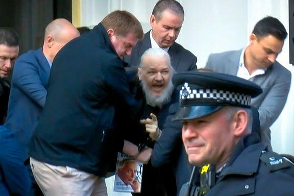 Assanges far: – Jeg er 74 år og ser bedre ut enn ham