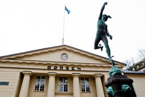 Høyeste hovedindeks på Oslo Børs noensinne