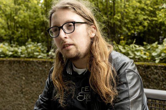 Stadig flere nordmenn har behov for psykisk helsehjelp. Mikkel Sibe (22) fikk hjelp gjennom en app.