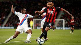King-erstatter matchvinner da Bournemouth slo Sørloths Crystal Palace