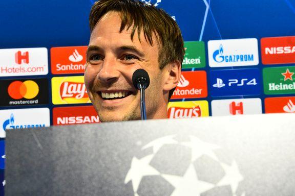 Kapteinen sprudler: Røper hva han tenkte da RBK-drømmen brast i 2010