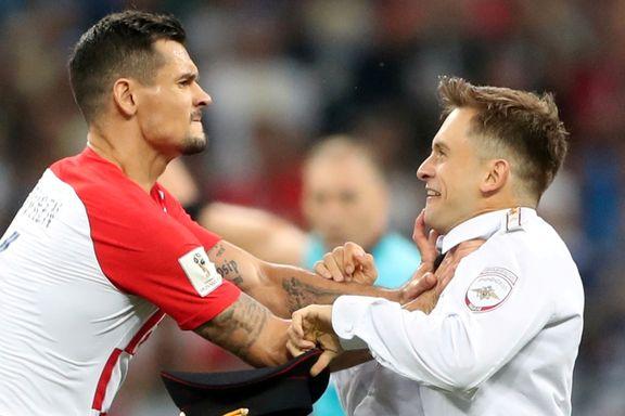 VM-studio: Her koker det over for Liverpool-stjernen: – Jeg ville kaste ham ut av stadion
