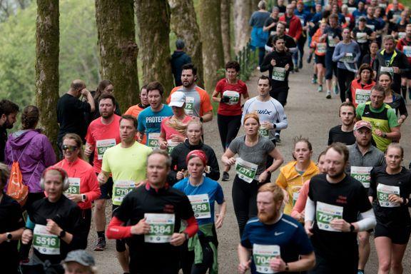 Bergen City Marathon gikk mot ny rekord. Nå flyttes folkefesten.