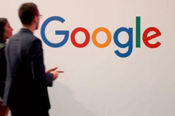 Spår historisk reklamenedgang for Google